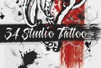 34 Studio Tattoo Tatuatore - Tatuaggi a Palermo
