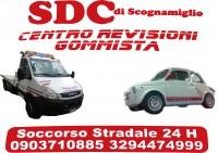Centro Revisioni - Gommista - Scognamiglio - Messina