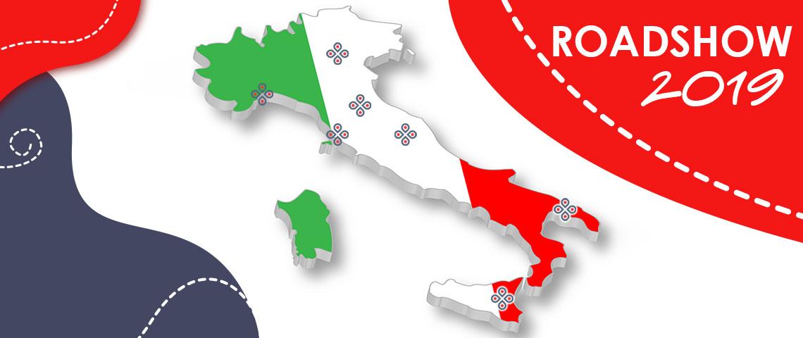 "La start up 100% Italiana TrovaWeb in ""Roadshow"""