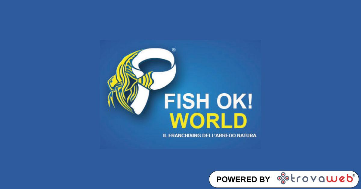 Arredo Acquari Pesci Tropicali PFish Ok! World - Palermo