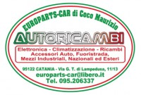 Autoricambi Europarts-Car - Catania