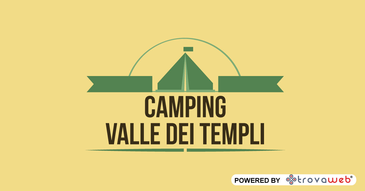 Bed and Breakfast Camping Valle dei Templi - Agrigento