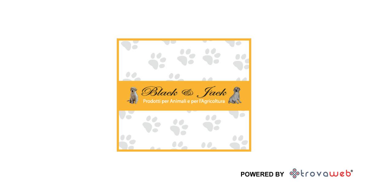 Mangimi e Accessori per Animali Black & Jack Messina