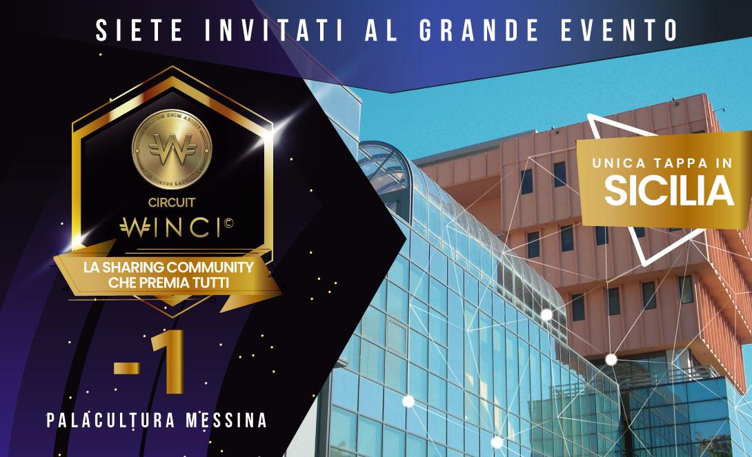 -1 all'evento Winci di Messina: conosciamo gli artefici del progetto