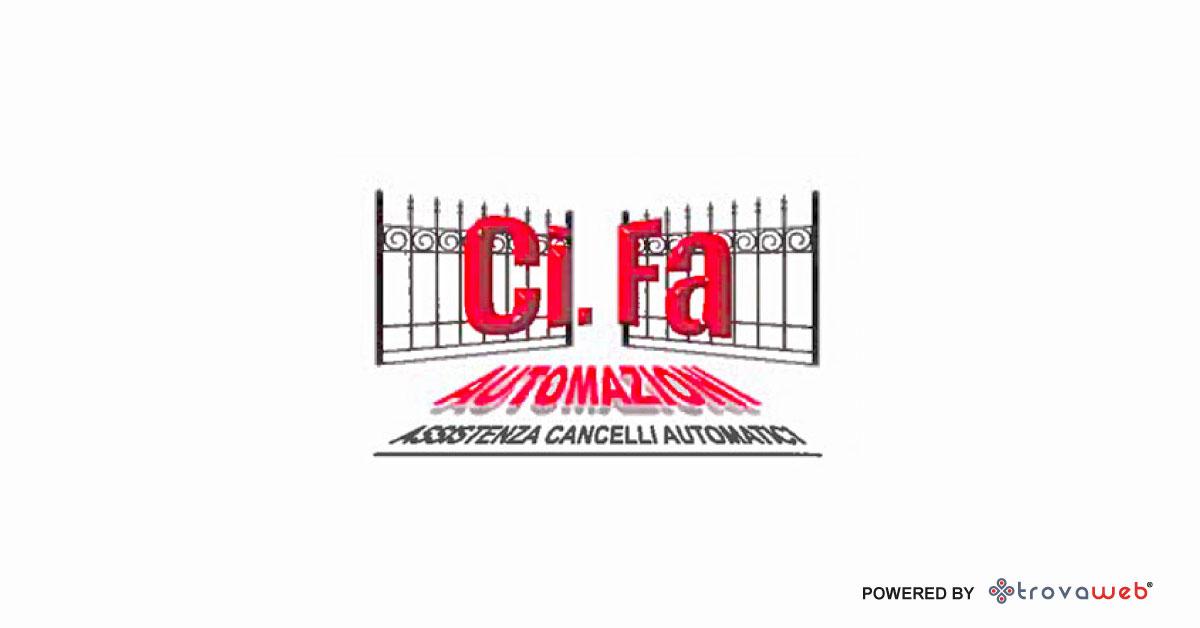 Cancelli Automatici Ci.Fa. Automazioni - Catania