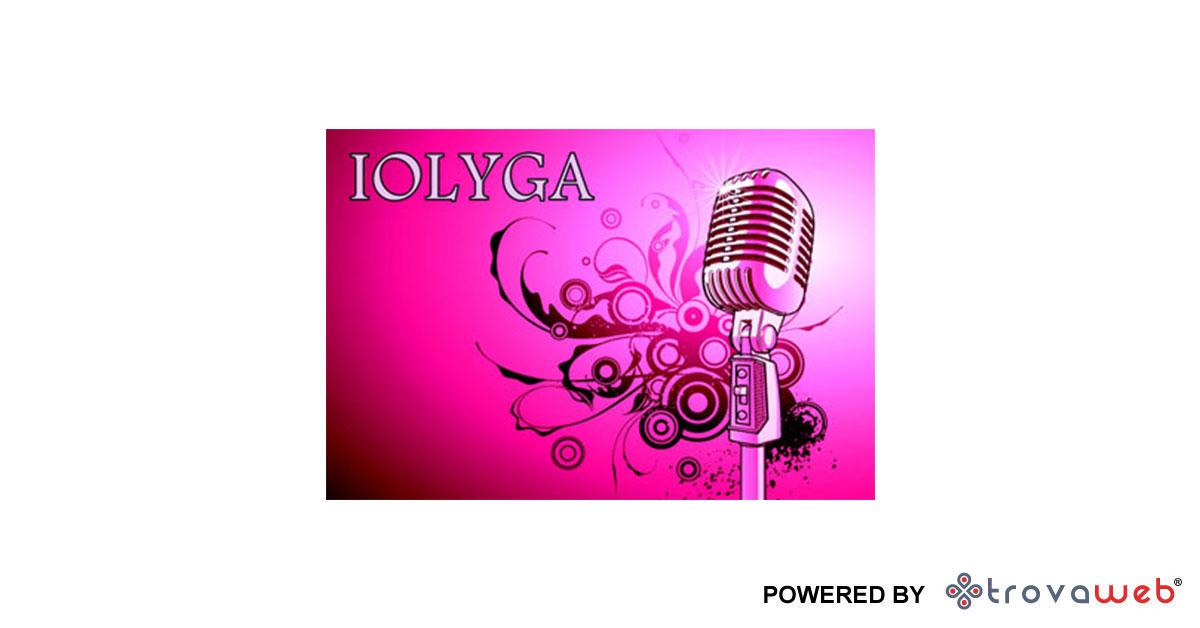 Cantante e Cantautrice Italiana Iolyga