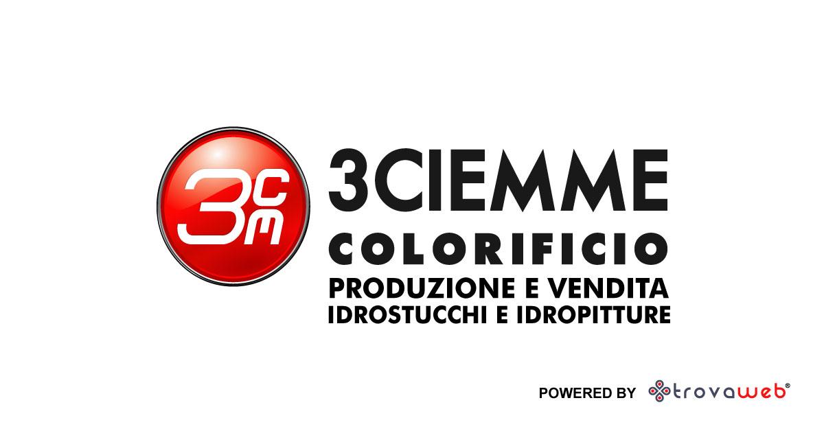 Colorificio Idrostucchi e Idropitture 3Ciemme - Genova