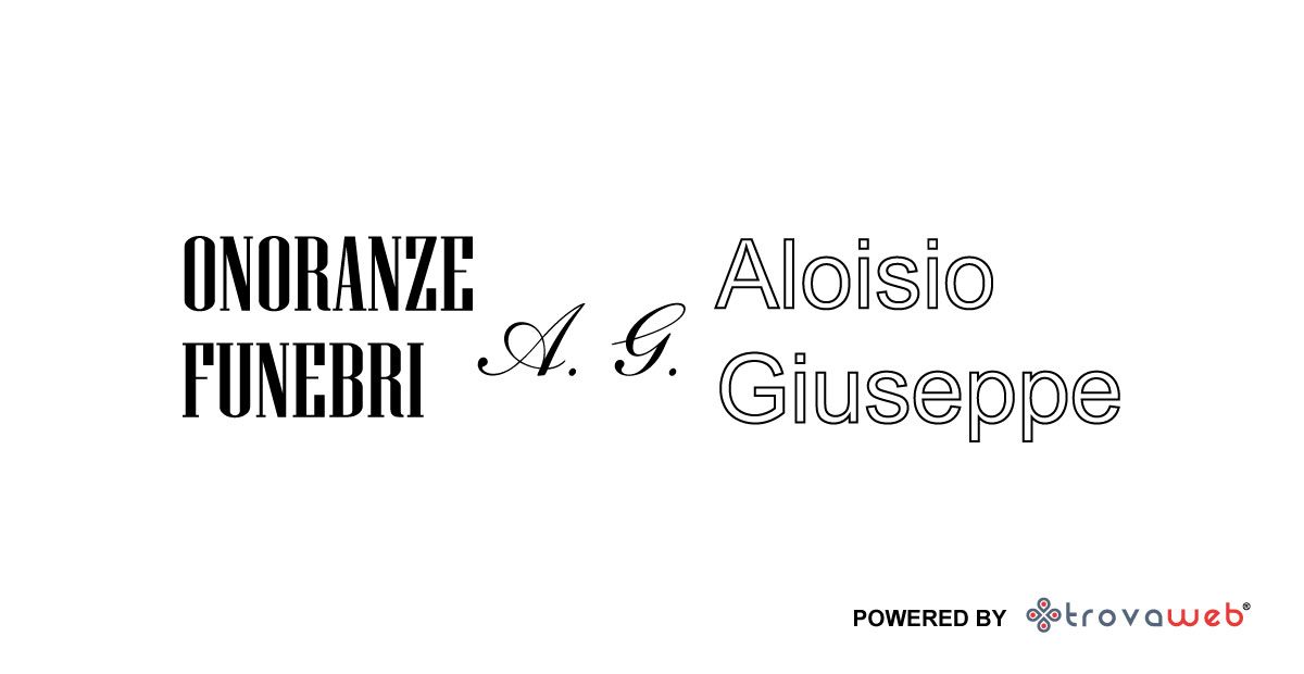 Costruzione Casse Funebri Aloisio Giuseppe - Messina