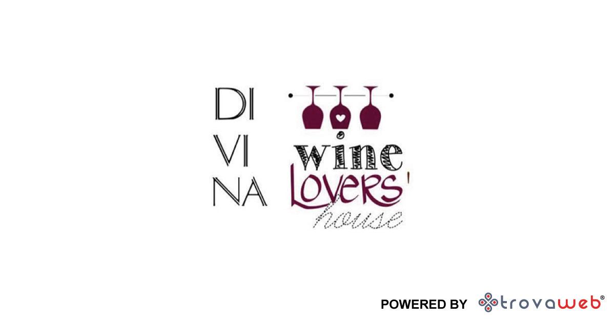 Wine Bar Enoteca Wine Lovers' House - Letojanni