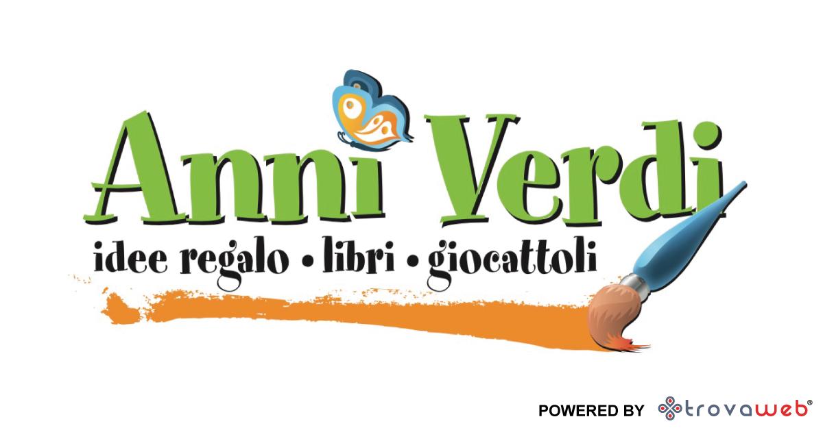 Giocattoli Cartoleria Anni Verdi - Genova