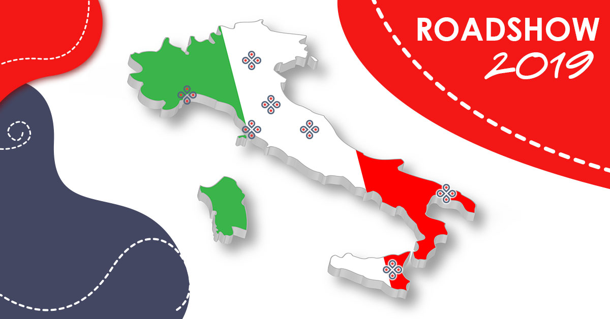 "La start up 100% Italiana TrovaWeb in ""Roadshow"""