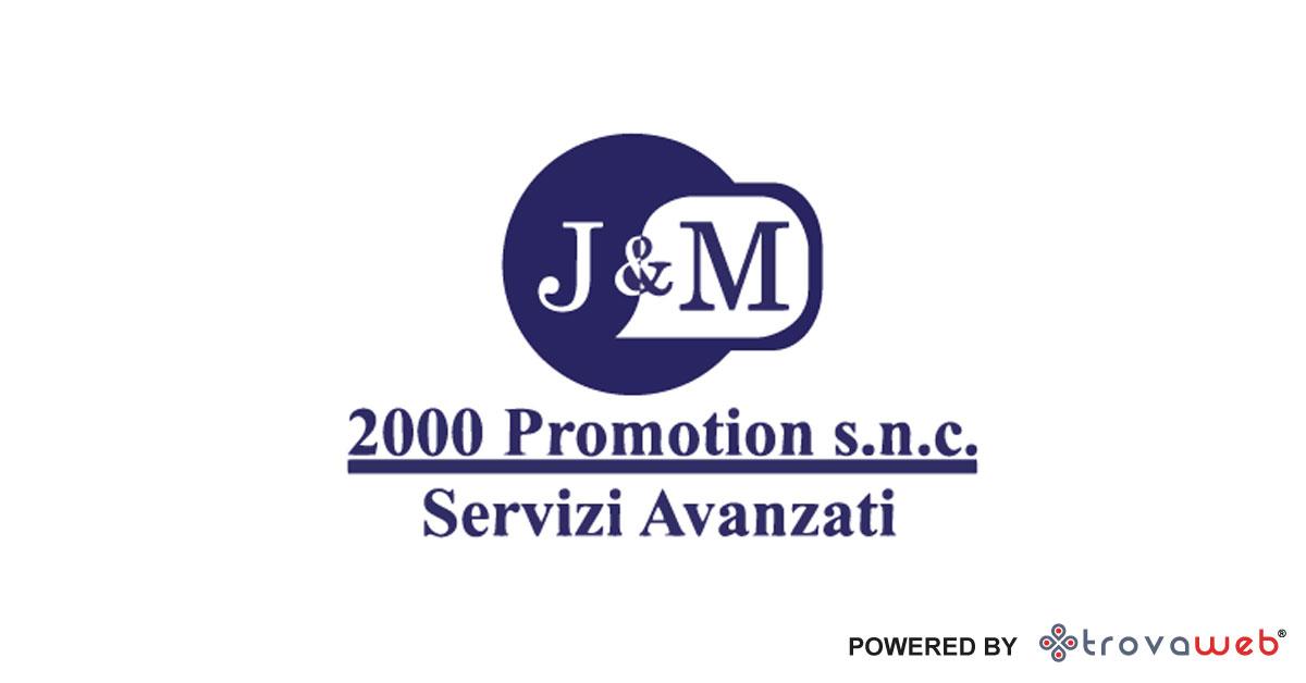 J&M - Biglietti da Visita - Messina