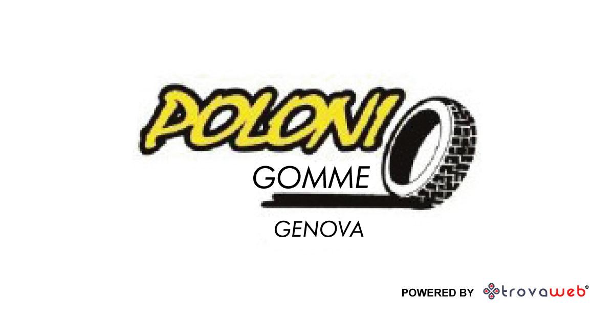 Montaggio Pneumatici Genova