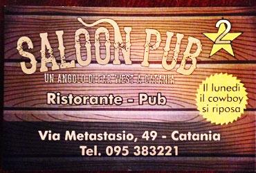 Panineria Pizzeria Birreria Saloon Pub - Catania