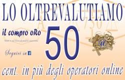 AU 750 il Compro Oro a Messina