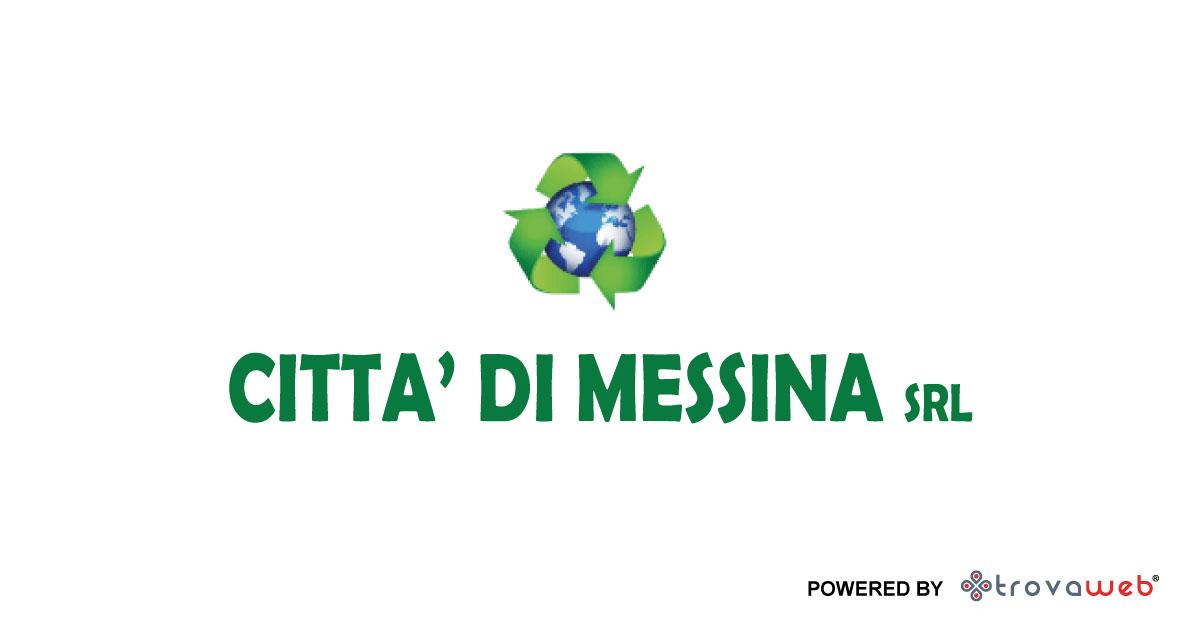 Centro Raccolta Metalli - Smaltimento Rifiuti - Messina