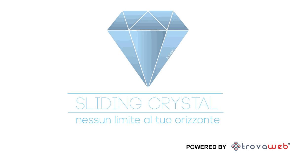 Vetrate Panoramiche Scorrevoli Sliding Crystal Venetico